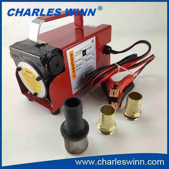 Fuel Transfer Pump Portable 40LPM/10GPM (for Diesel Only)